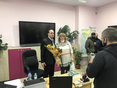 75 години- ден 1 - ВГ Захари Стоянов - Бургас