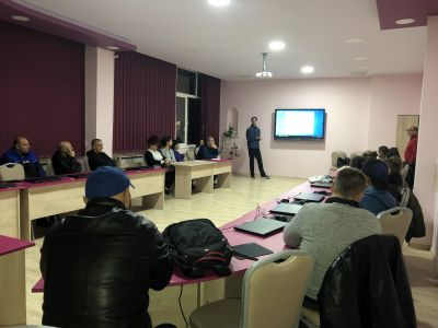 1.12.2019г. - ВГ Захари Стоянов - Бургас
