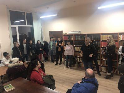 12.12.2019 - ВГ Захари Стоянов - Бургас